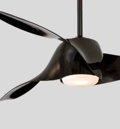 How to buy a black ceiling fan