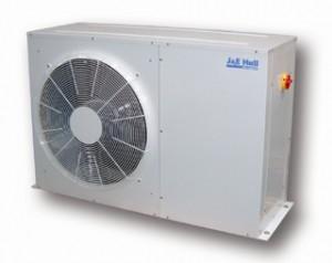 Cerca de unidades condensadoras