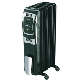 Oil radiator heaters