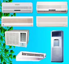 Types of air conditioners