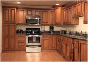 Escolhendo os armários de cozinha