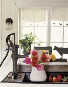 Kjøkken dekorasjon ideer
