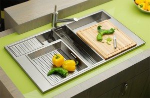 Sink accessories for your kitchen