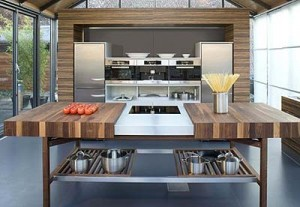 How to design a high traffic kitchen