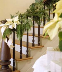 Decorating your staircase