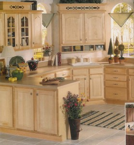 How to build a cheap kitchen cabinet