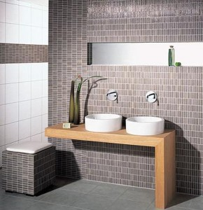 How to use mosaic tiles