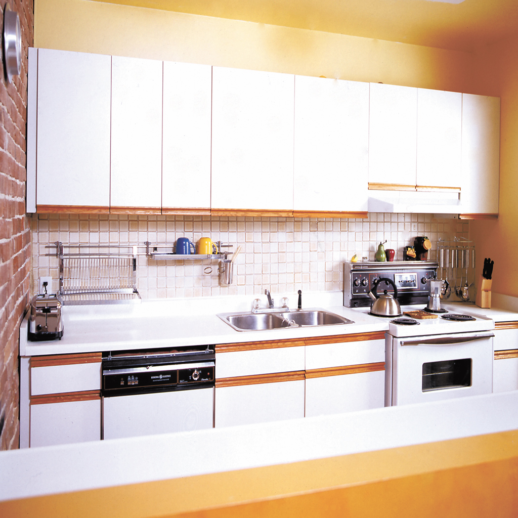 Kitchen Cabinets--Laminate - ebuild | Home Building Materials