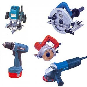 Tietoja Electric Power Tools