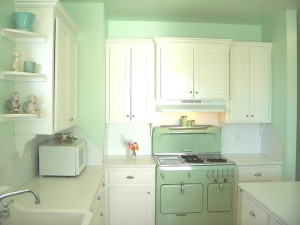 Vintage κουζίνες