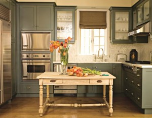 Planning Small Kitchens