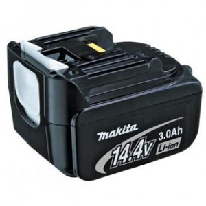 Om Makita 14,4 Battery