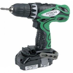 About Hitachi 18v Drill