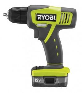 Om Ryobi 12V Drill