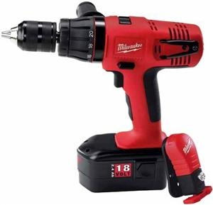 Unjamming a Cordless Power Tool