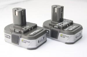 Über Ryobi 14,4 Batterie