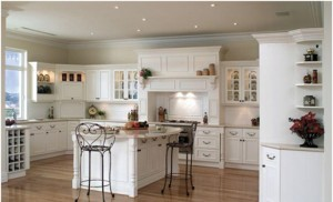 Decorating Kitchens With White Cabinets