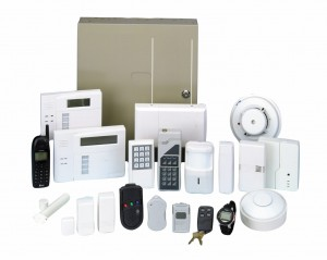 Safety offered by a home security system