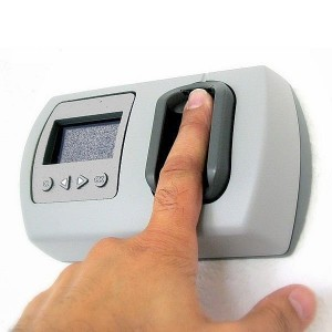 Biometric readers for home