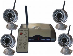 Home Security, Best uses for hidden video cameras