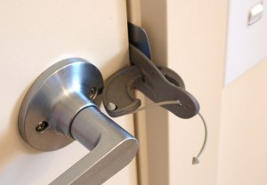 Tips for installing a child safety lock