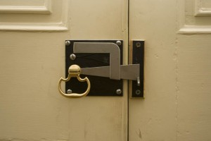 Ways to use a lock latch