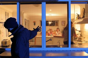 Home Security, Window screens for house protection