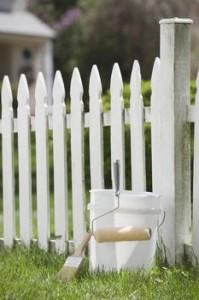 Wie baut man ein lattenzaun