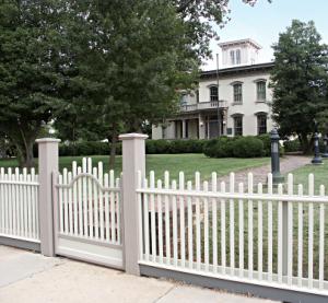 Des conseils de peinture pour clôtures