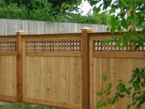 El diseño de una valla de privacidad