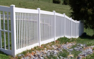 Building a cheap fence