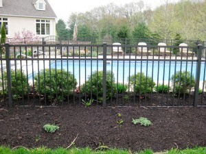 About aluminum pool fences