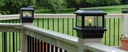 Picchetto recinzione illuminazione
