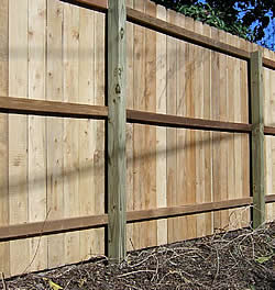 All about board fences