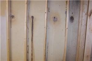 Como evitar vazamentos de parede do porão