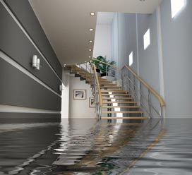 Prevenção de inundações cave