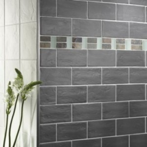 The necessary time for installing a ceramic wall tile