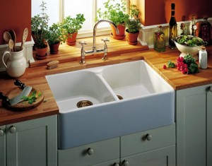 About ceramic sinks