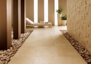 How to calculate ceramic floor tiles