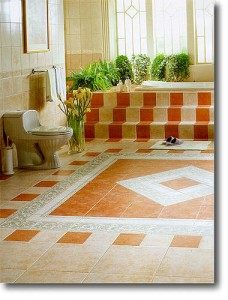 Ceramic tiles without bad effects over the nature
