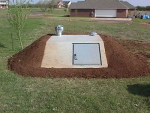 Ways of building a tornado shelter
