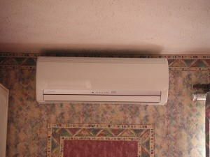 Air Conditioning, Central cooling system vs unit air conditioner