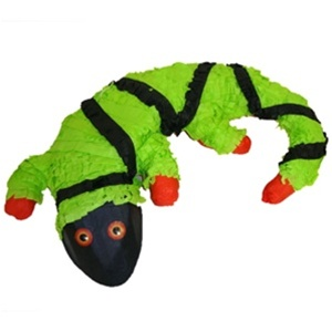 Ideas for making a lizard piñatas