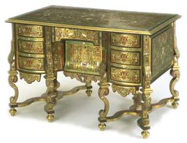 Furniture during Baroque period