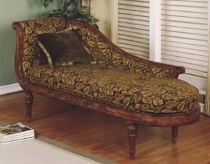 Características de los estilos de sofá de época