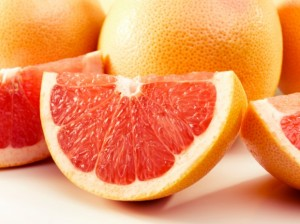 Grapefruit seed extract and algae
