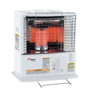 Tipos de aquecedores de garagem