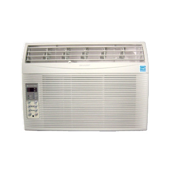 Air conditioner units and fans