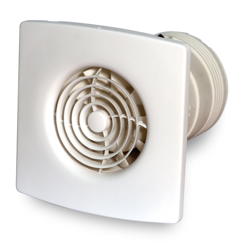 4 bathroom extractor fans options compared