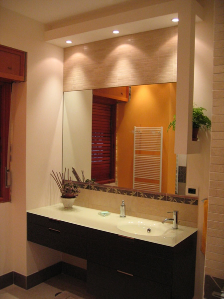 The importance of bathroom lighting